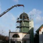 "Observatorijos ,,Villa Carina"" renovacijos projektas Danijoje, Odder, 2007 m."