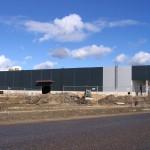 Prekybos paskirties pastato statybos projekto konstrukcinė dalis Šiauliuose, 2008 m.