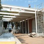 Garažų paskirties pastato statybos projekto konstrukcinė dalis Šiauliuose, 2010 m.