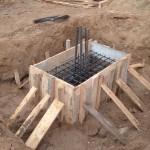 Daugiabučio gyvenamojo namo statybos projekto konstrukcinė dalis Šiauliuose, 2011 m.