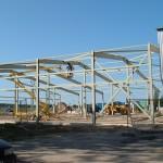 Sandėliavimo paskirties pastato statybos projekto konstrukcinė dalis Šiauliuose, 2010 m.