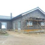 Vieno buto gyvenamojo namo statybos projektas Kelmės r., 2015 m.