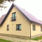 Vieno buto gyvenamojo namo rekonstravimo projektas Šiauliuose, 2017 m.
