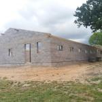 Fermos paskirties pastato statybos projektas Šiaulių r., 2016 m.