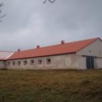 Fermos paskirties pastato rekonstravimo projektas Šiaulių r., Vileikių k., 2015 m.