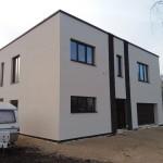 Vieno buto gyvenamojo namo statybos projektas Šiauliuose, 2014 m.
