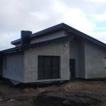 Vieno buto gyvenamojo namo statybos projektas Kelmėje, 2015 m.