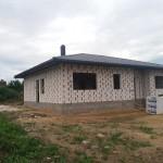 Vieno buto gyvenamojo namo statybos projektas Kuršėnuose, 2017 m.