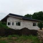 Vieno buto gyvenamojo namo statybos projektas Šiauliuose, 2016 m.